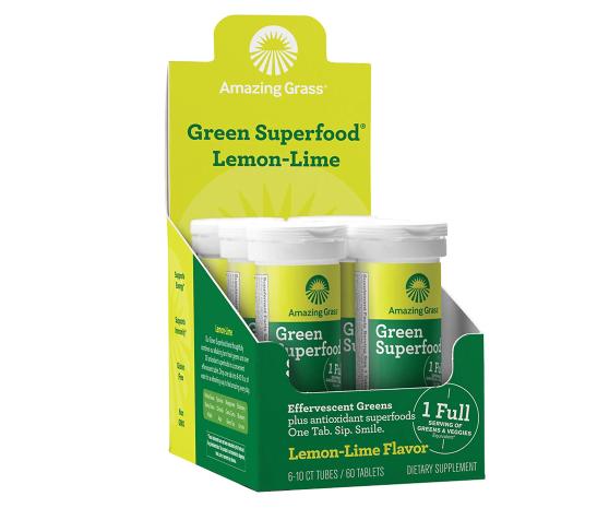 Amazing Grass Effervescent Lemon Lime