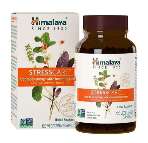 Himalaya Herbal Healthcare ( StressCare Vegetarian Capsules )