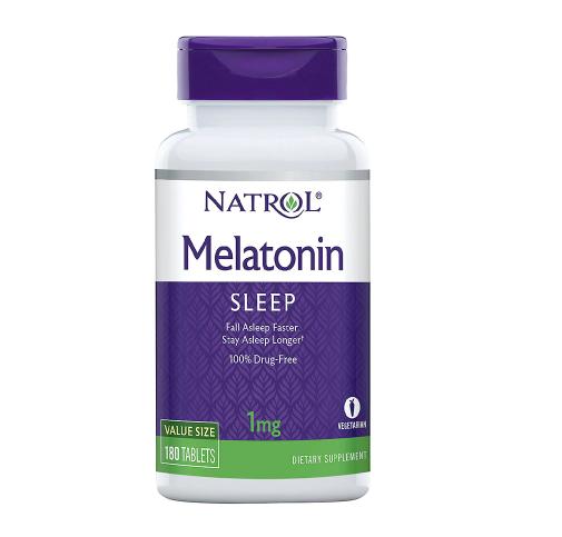 Natrol Melatonin 1mg Tablets