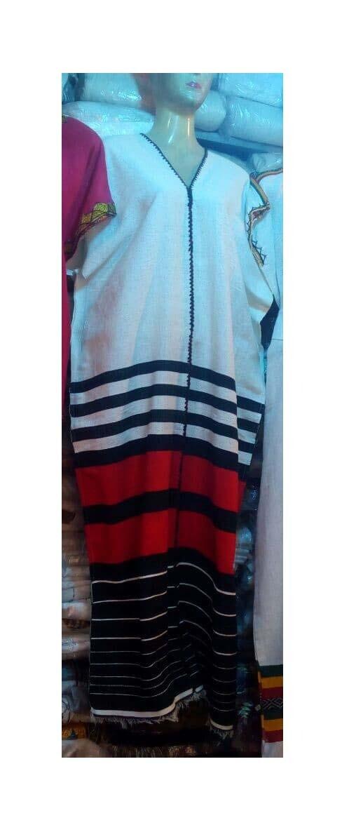 የሴቶች ባህላዊ ልብስ Women's Traditional Cloth