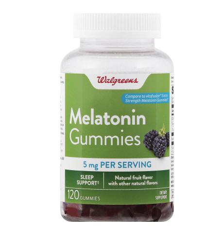 Melatonin Extra Strength Gummies