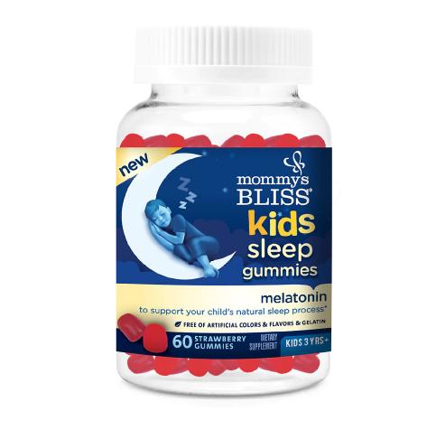Mommy's Bliss Kids Sleep Gummies Strawberry