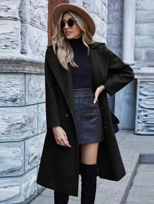 Overcoat የሴቶች ካፖርት