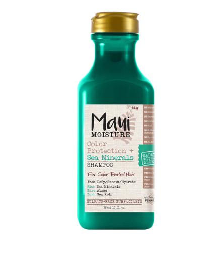 Maui Moisture Color Protect + Sea Minerals Shampoo