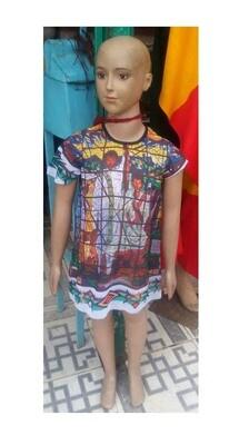 የልጆች ባህላዊ ልብስ Kid's Traditional Cloth