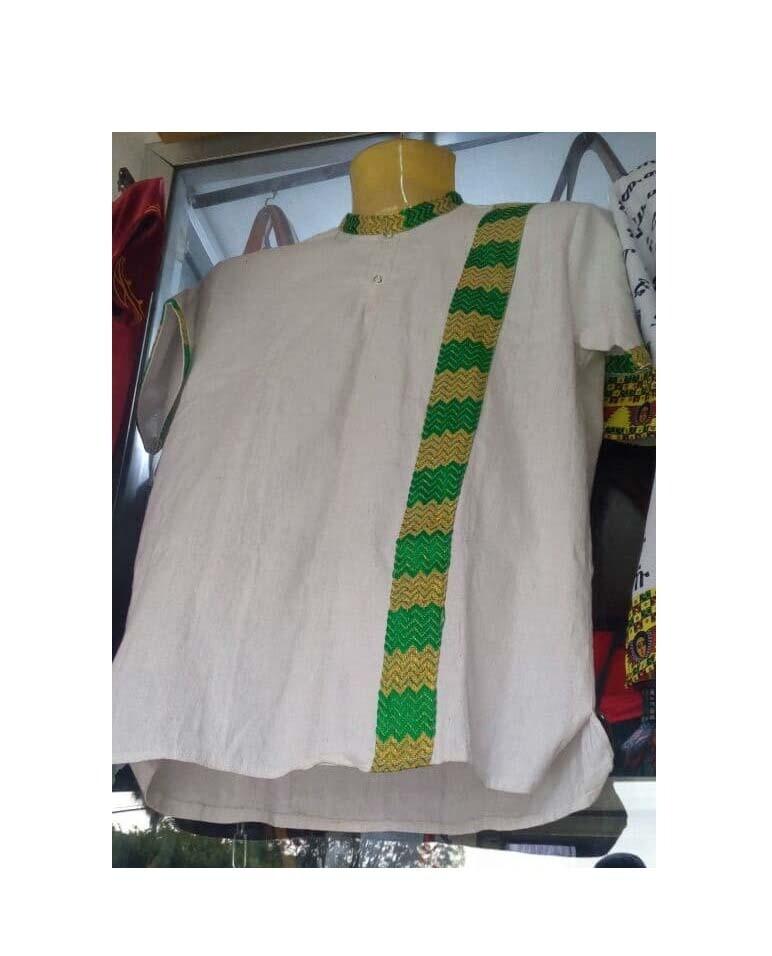 የወንዶች ባህላዊ ልብስ Men's Traditional Cloth