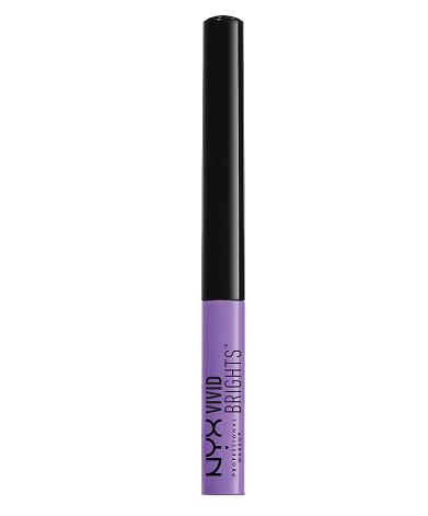 NYX Professional Makeup Vivid Bright Eyeliner, Blossom