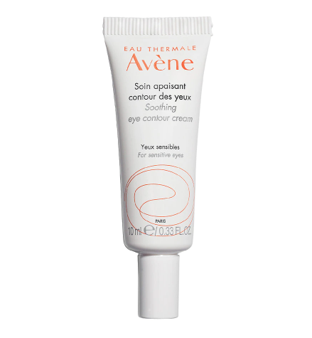 Avene Soothing Eye Contour Cream, Puffiness, Hypoallergenic, Fragrance-Free