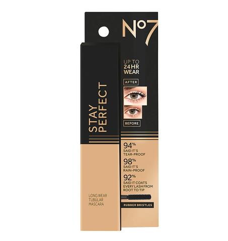 No7 Stay Perfect Long Wear Tubular Mascara