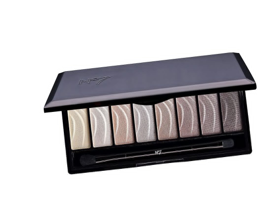 No7 Stay Perfect Eye Shadow Palette, Nude