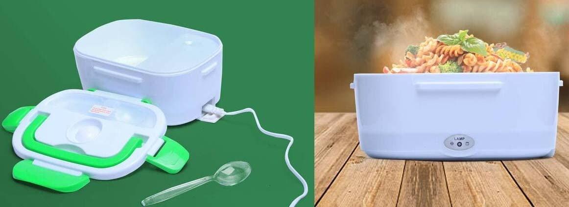 የኤሌክትሪክ ማሞቂያ ያለው የምሣ ዕቃ Luncheon with electric heater