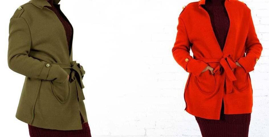 የሴቶች ኮት Women's coat