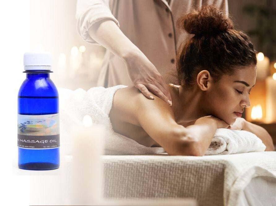 ኢኮፒያ መታሻ ቅባት Ecopia massage oil