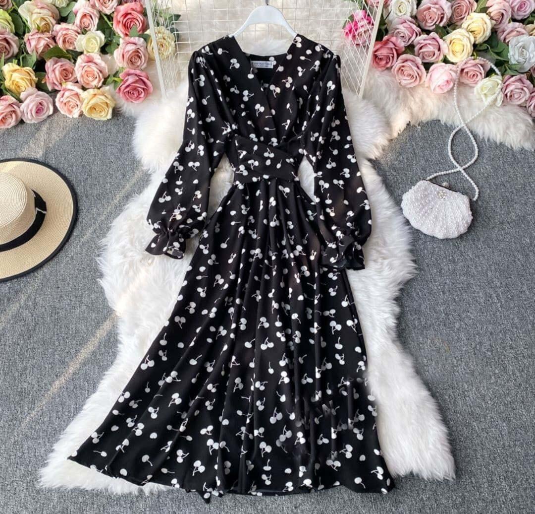 የሴቶች ቀሚስ  Women's Dress