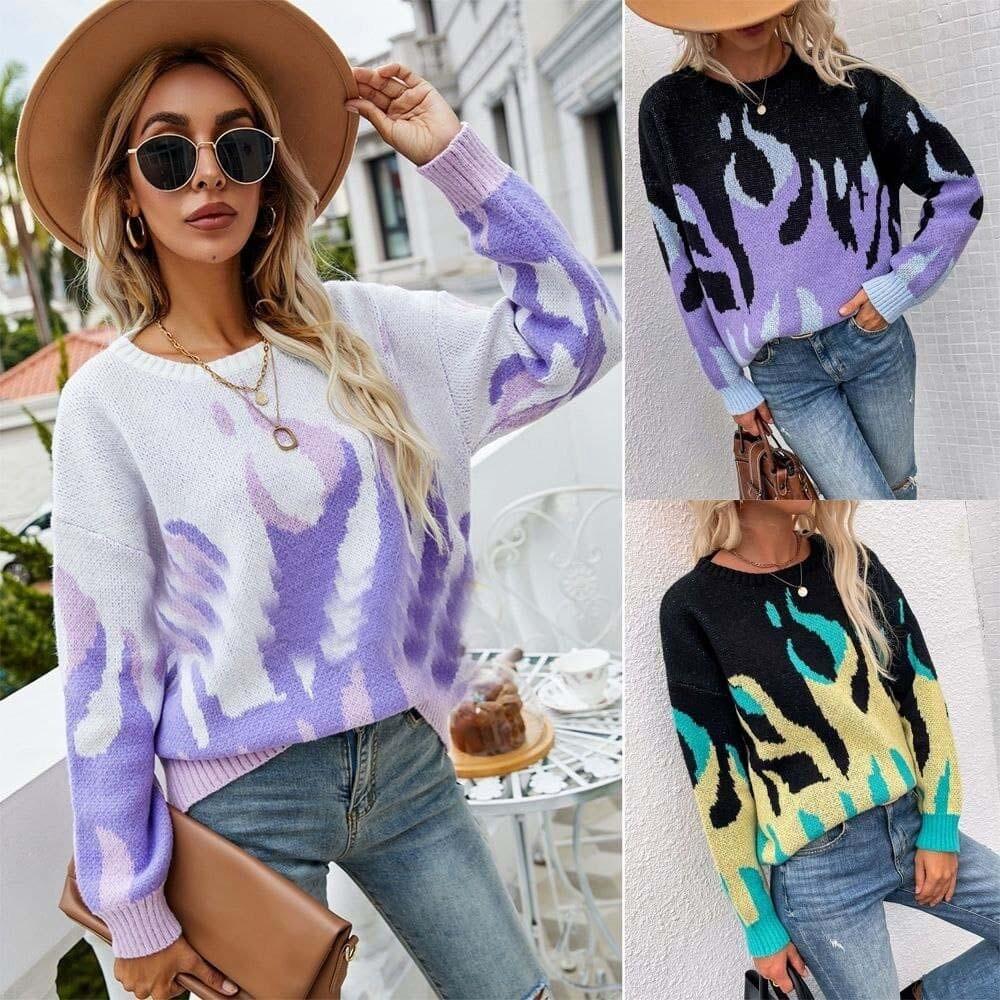 የሴቶች ሹራብ  Women's Sweater