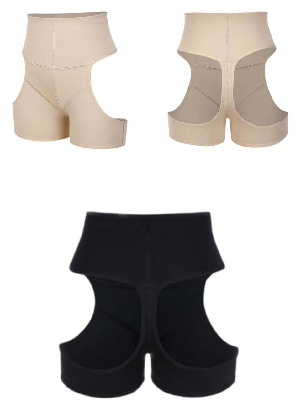 High-waist shaping pants ከፍተኛ ወገብ ቅርፅ ያለው ሱሪ
