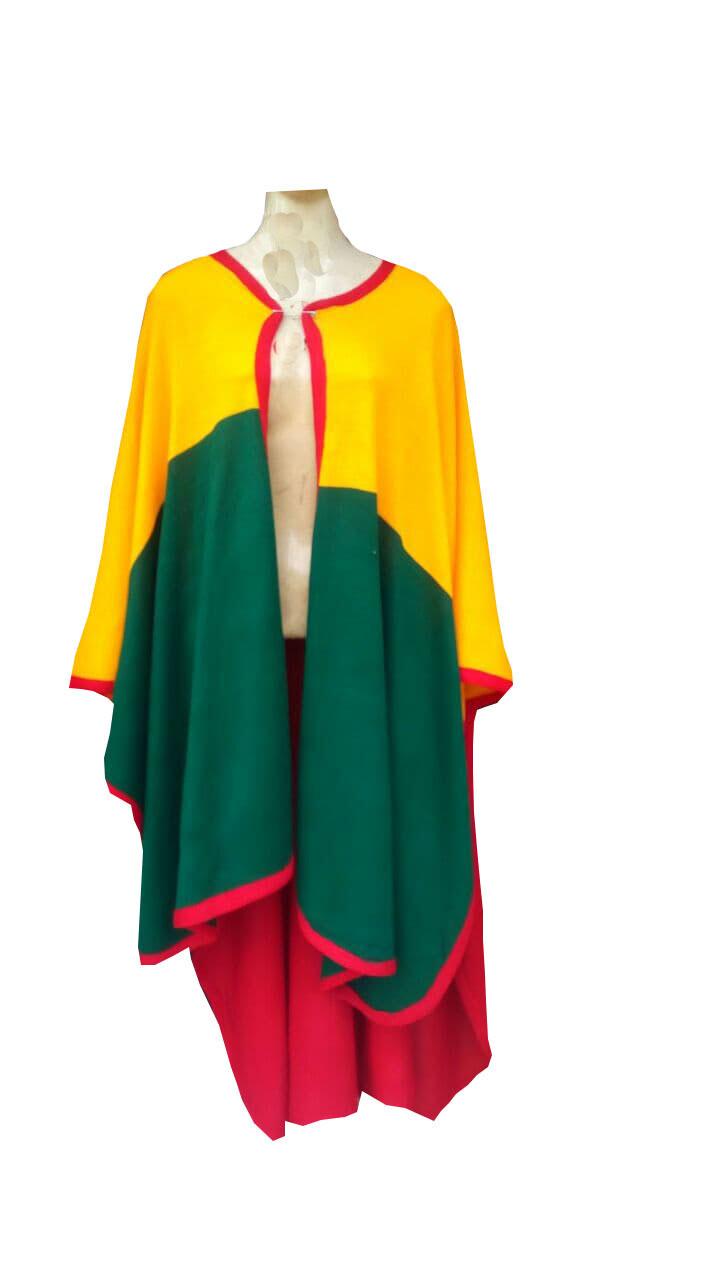 ባህላዊ ጋውን Ethiopian Women Gown Coat