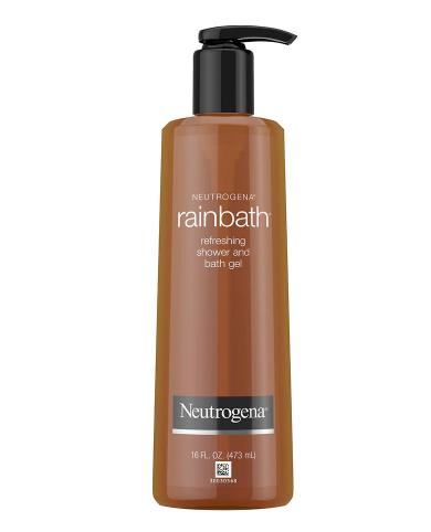 Neutrogena Refreshing Shower And Bath Gel, Original Original