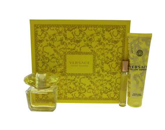 Versace Yellow Diamond 3-Piece Gift Set