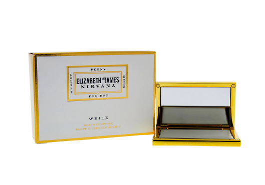 Elizabeth and James Nirvana White Solid Perfume for Her