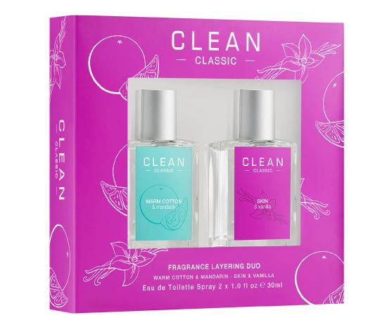 Clean Eau de Toilette Bestsellers Set