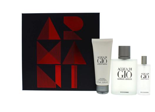 Giorgio Armani Acqua Di Gio 3-Piece Gift Set