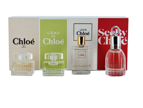 Chloe 4-Piece Gift Set for Women