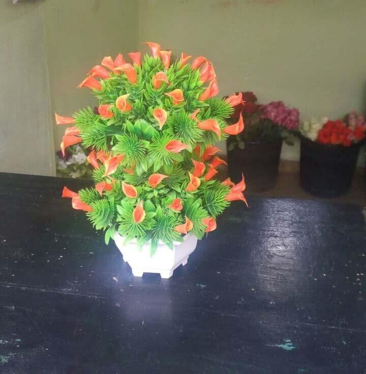 ሰው ሰራሽ አበባ  Artificial flower