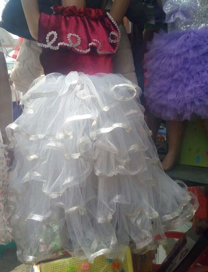 የህጻናት ቀሚስ  Children's dress