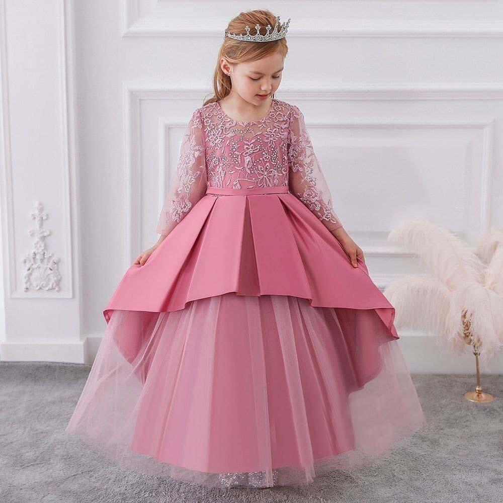 የህፃን ልጅ ልብስ  Baby girl dress