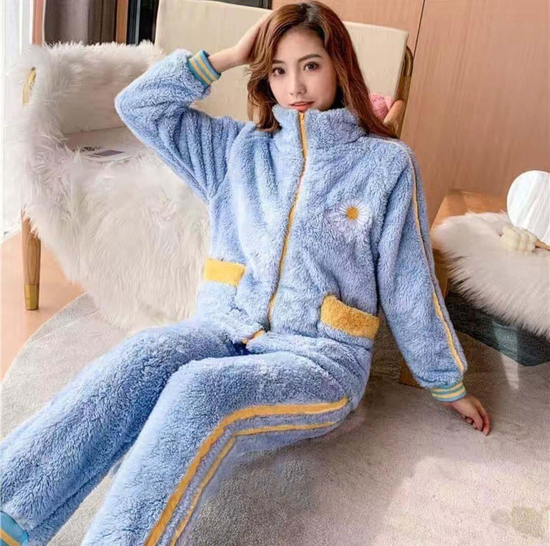 የሴቶች ፒጃማ  Women's Pijama 2picecs