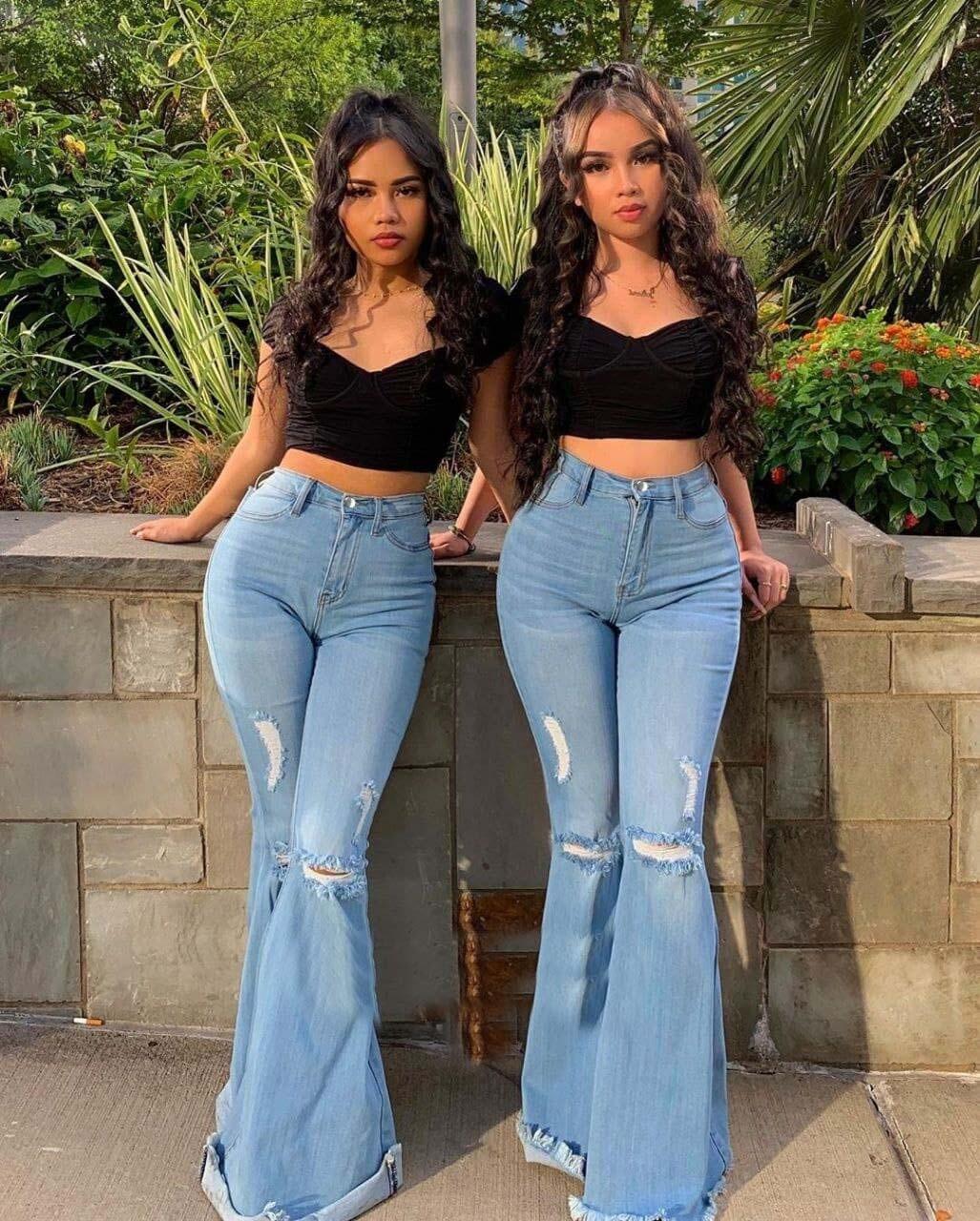 የሴቶች ጂንስ Women's jeans