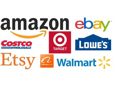 Amazon, CostCo, ebay any website product ship to all countries
