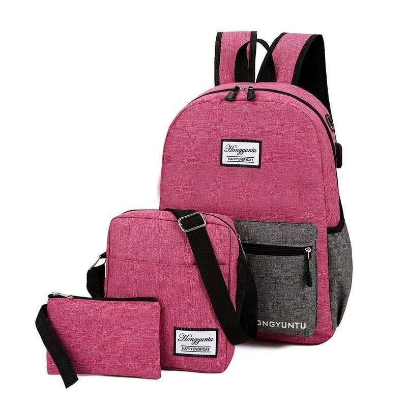 backpack ቦርሳ