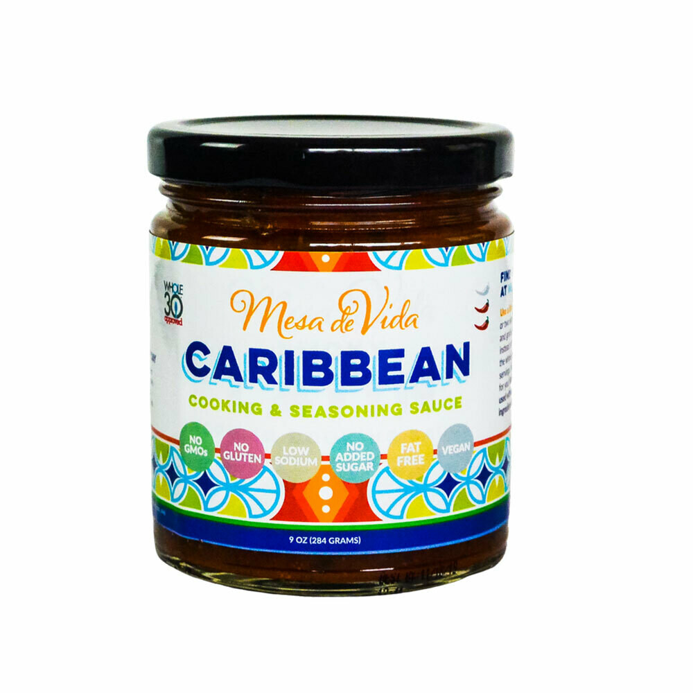 Caribbean Recipe Starter Sauce