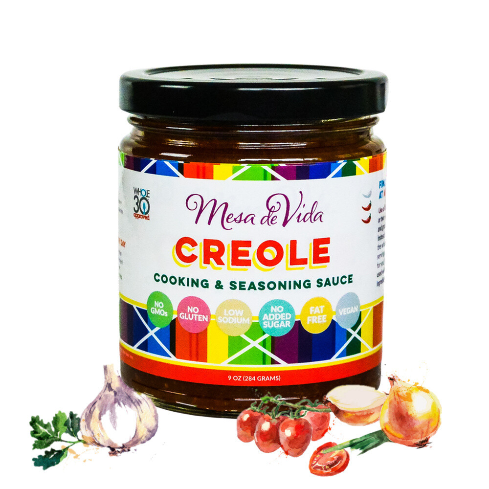 Creole Recipe Starter and Cooking Sauce