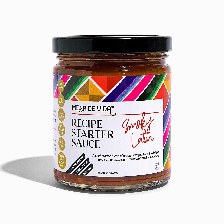 Smoky Latin Flavor Recipe Starter Sauce