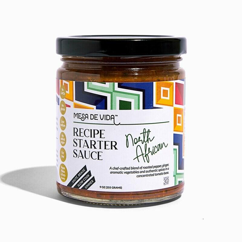 North African Flavor Recipe Starter Sauce