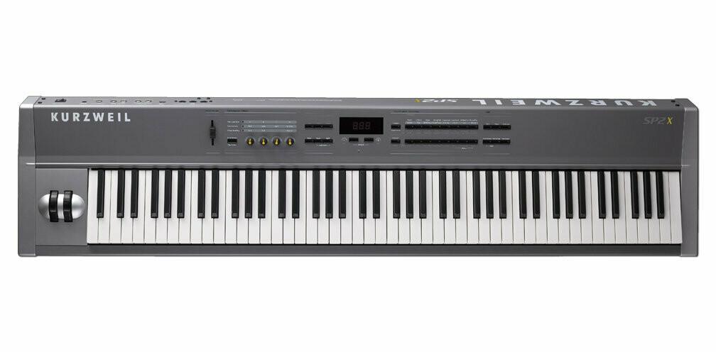Piano de Escenario de 88 Teclas, Kurzweil. Mod. SP2X