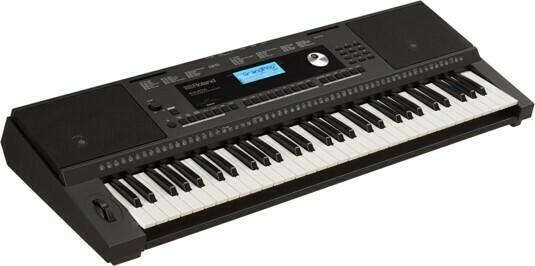 Teclado Portátil (Arranger) de 61 Teclas, USB/MIDI, Roland, Mod. E-X20A
