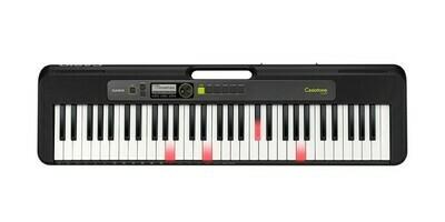 Teclado Portátil, Serie Casiotone, 61 Teclas con Iuminación, USB, Casio, Mod. LK-S250