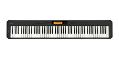 Piano Digital, 88 Teclas, USB/MIDI, Casio, Mod. CDP-S350