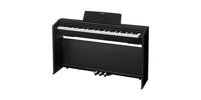 Piano Digital, 88 Teclas, USB/MIDI, Casio, Mod. PX-870 BK