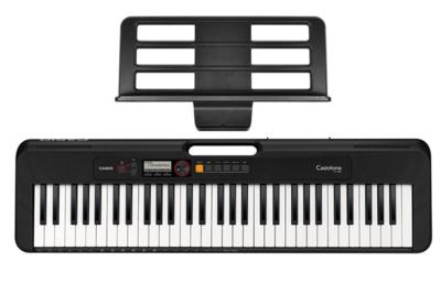 Teclado Portátil, Serie Casiotone, 61 Teclas, USB, Casio, Mod. CT-S200