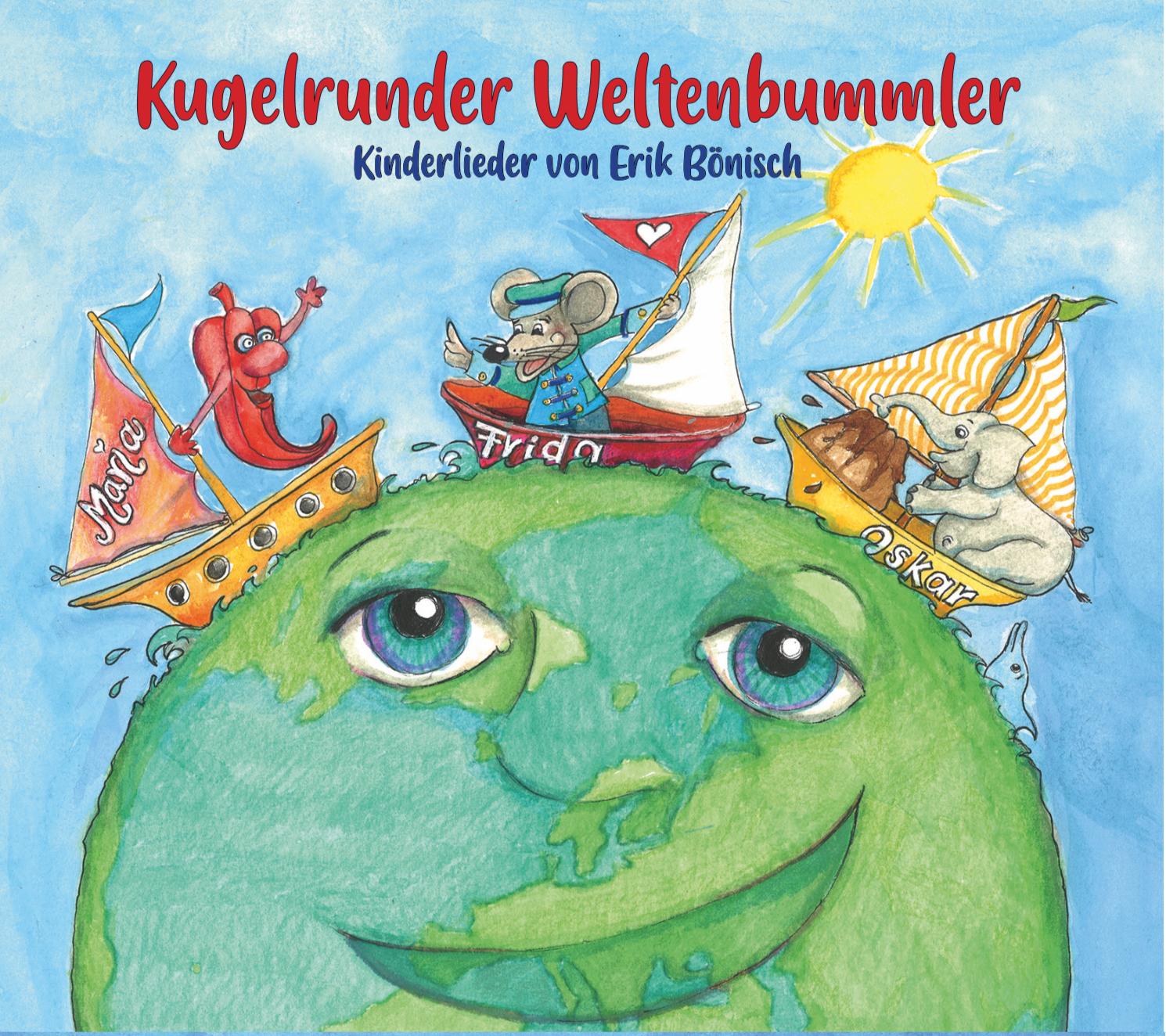 Kugelrunder Weltenbummler (CD)