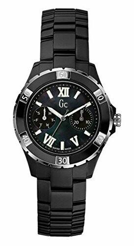Gc sport class orologio Donna Analogico Al quarzo con cinturino in Ceramica X69002L2S