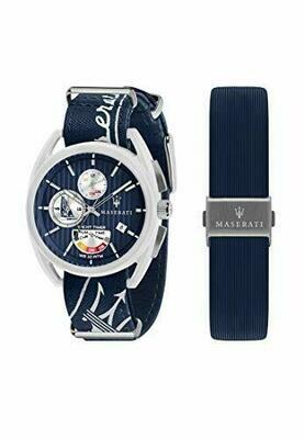 MASERATI TRIMARANO orologio uomo R8851132003