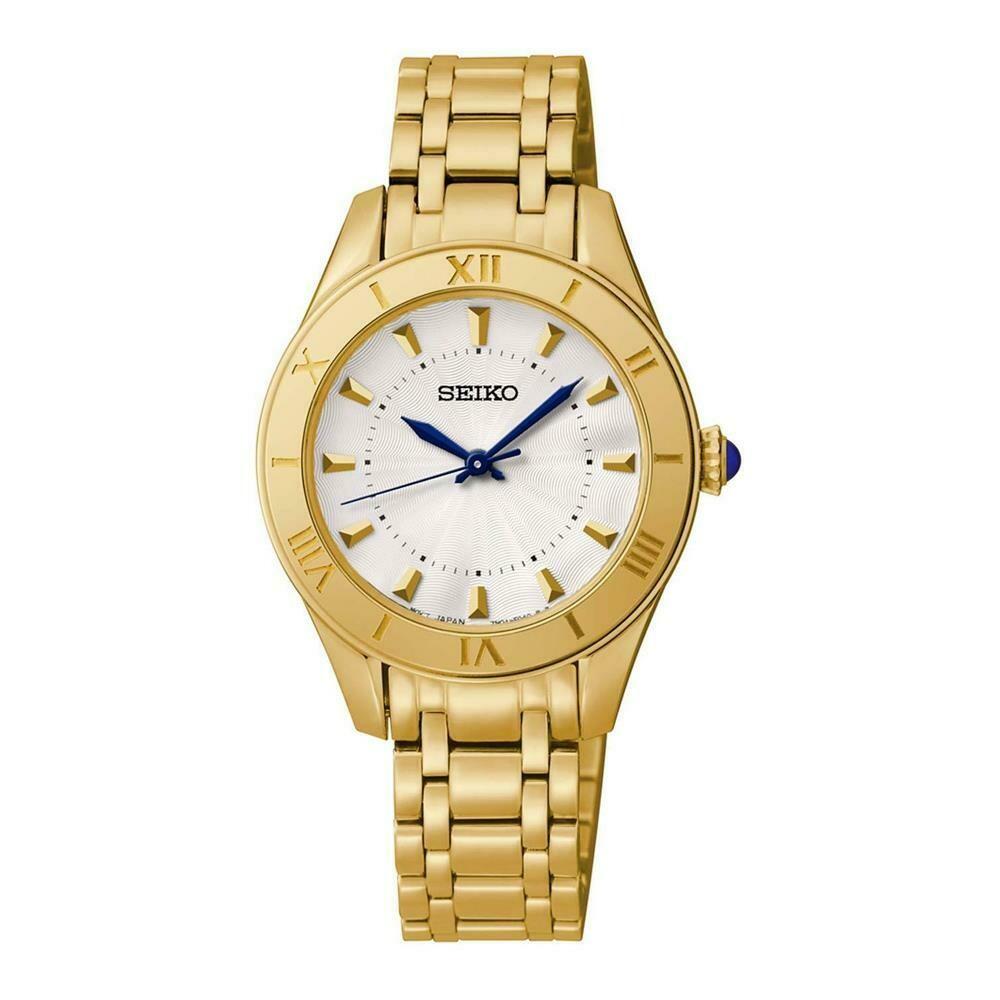 Seiko Classic Neo SRZ434P1 orologio da polso donna al quarzo