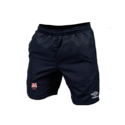 Short zippé avec poche