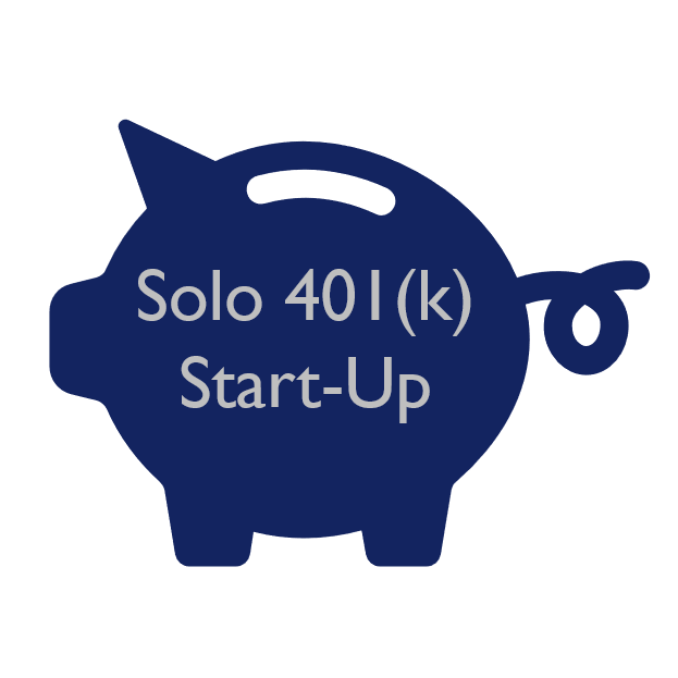 Solo 401(k) Initial Start-Up